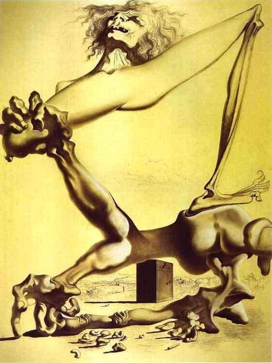 "an analysis of salvador dalis painting soft construction with boiled beans premonition of civil war Salvador dalí painting the face of war, 1941 salvador dalí painting salvador dali ""soft construction with boiled beans (premonition of civil war."