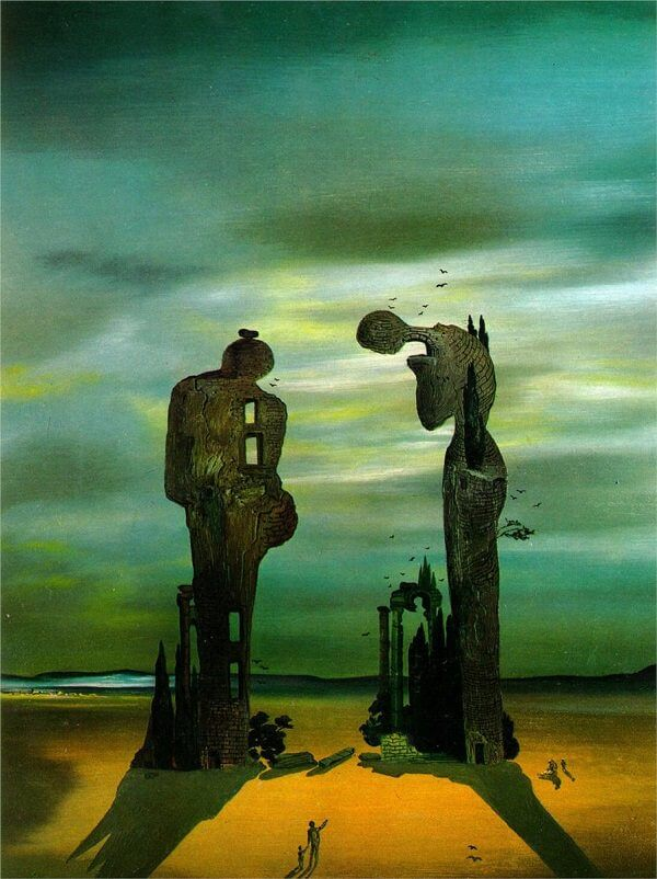 famous paintings by salvador dali