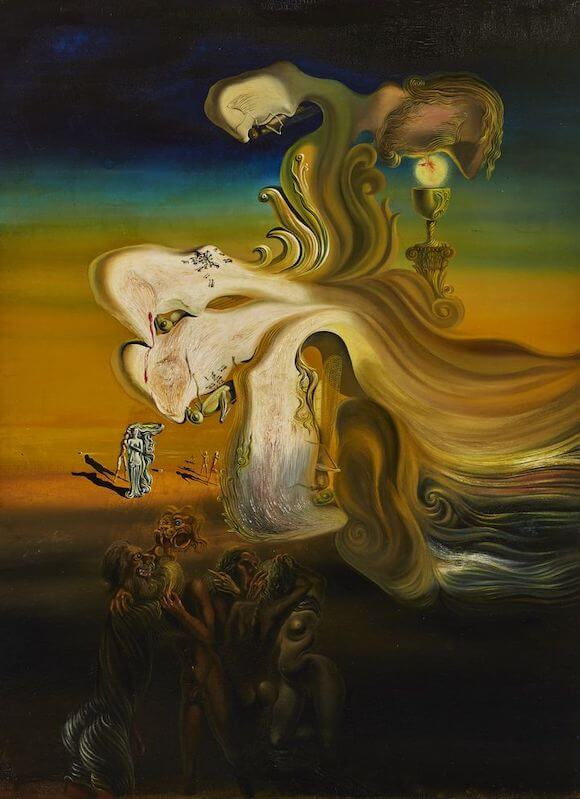 Profanation of the Host, 1931 by Salvador Dali