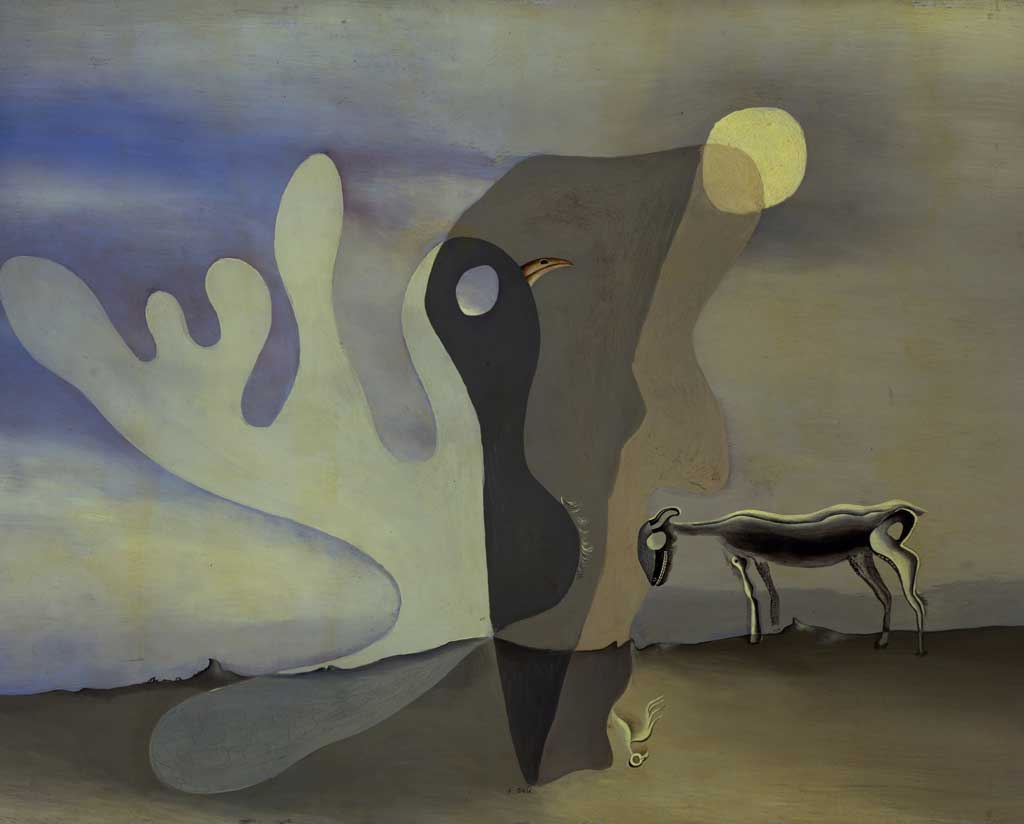 The Ram, 1928 by Salvador Dali